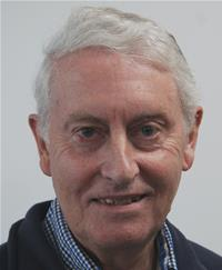 Councillor Chris Frost BSc